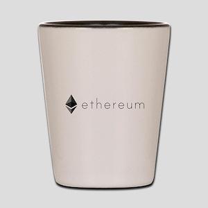 Ethereum - Landscape Shot Glass