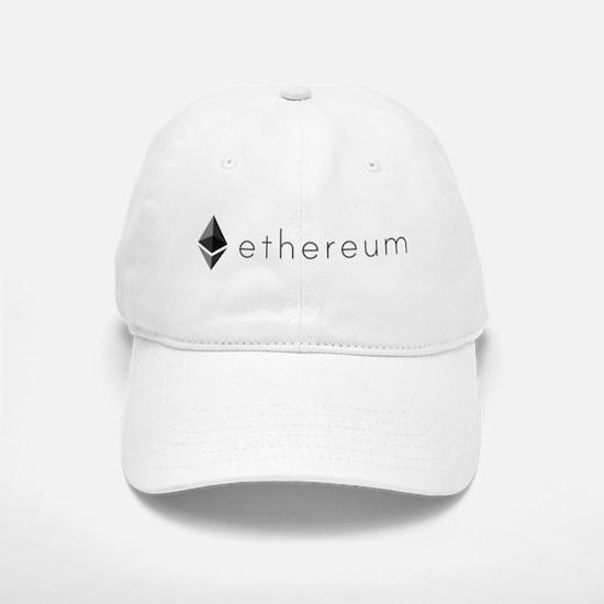 Ethereum - Landscape Baseball Baseball Cap