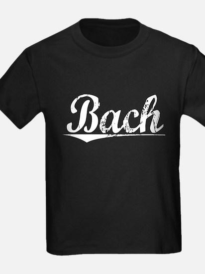 Bach, Vintage T