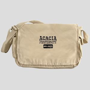 Acacia Athletic Messenger Bag