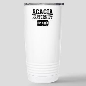 Acacia Athletic 16 oz Stainless Steel Travel Mug