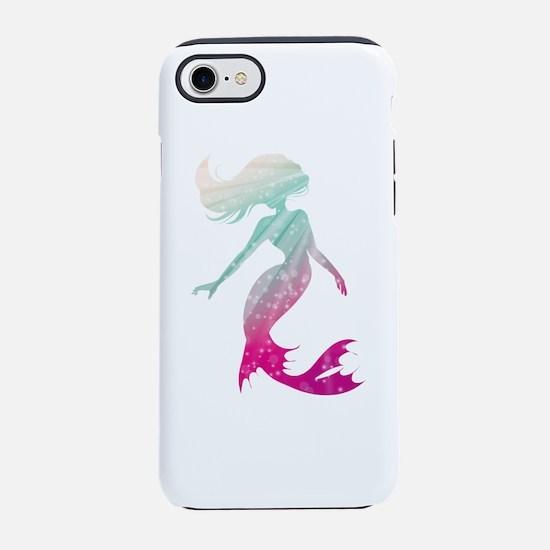 mermaid iPhone 7 Tough Case