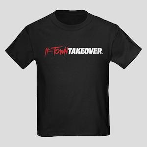 Houston Cougar HTown Takeover Kids Dark T-Shirt