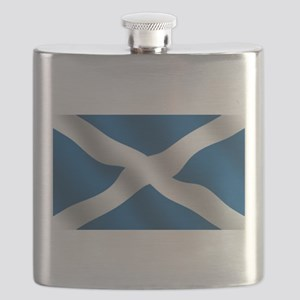 Scottish Saltire Flask