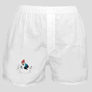 Yeehaw Gnomy Boxer Shorts