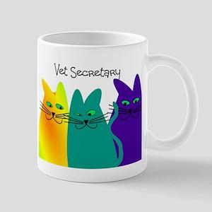 vet secretary Mug