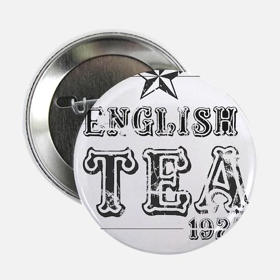 "Vintage English Tea 1920 Design 2.25"" Button"