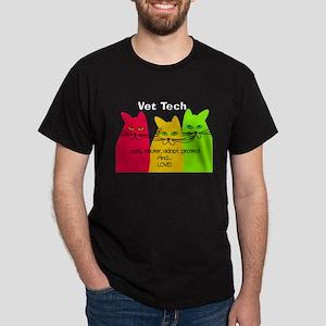 vet tech 1 darks Dark T-Shirt