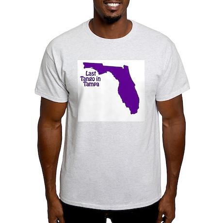 Last Tango in Tampa - Ash Grey T-Shirt