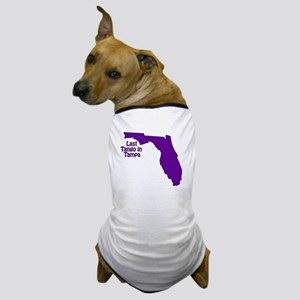 Last Tango in Tampa - Dog T-Shirt
