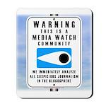 Media Watch Mousepad