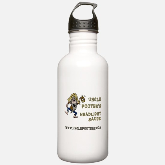 Uncle Pooter's Headlight Sauce Water Bottle