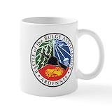 Battle of the bulge Standard Mugs (11 Oz)
