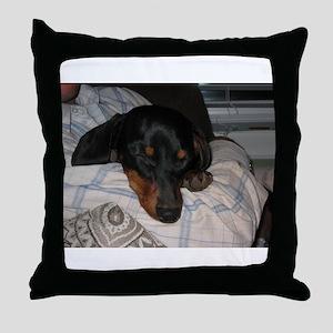 Sleepy Time Throw Pillow