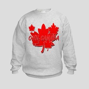 OH !! CANADA Sweatshirt