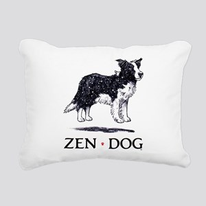 2-ZenDog2.0.4 Rectangular Canvas Pillow