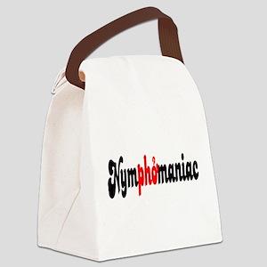 Nymphomaniac Canvas Lunch Bag