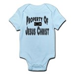 Property of Jesus Christ Infant Bodysuit