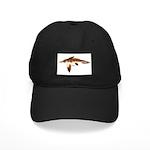 Longnosed Ratfish (Chimera) Black Cap