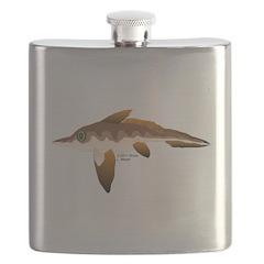 Longnosed Ratfish (Chimera) Flask