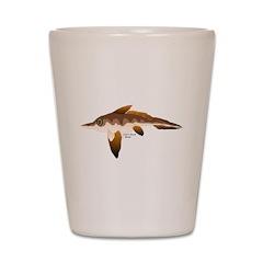 Longnosed Ratfish (Chimera) Shot Glass