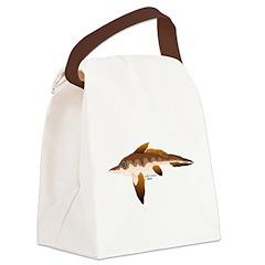 Longnosed Ratfish (Chimera) Canvas Lunch Bag