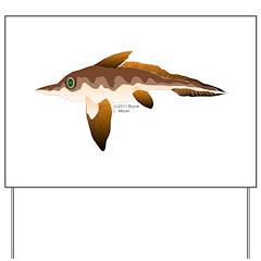 Longnosed Ratfish (Chimera) Yard Sign