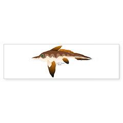 Longnosed Ratfish (Chimera) Sticker (Bumper 50 pk)