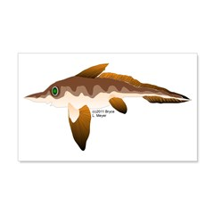 Longnosed Ratfish (Chimera) Wall Decal
