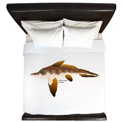 Longnosed Ratfish (Chimera) King Duvet