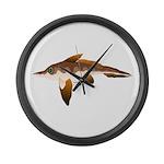 Longnosed Ratfish (Chimera) Large Wall Clock