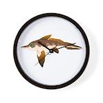 Longnosed Ratfish (Chimera) Wall Clock