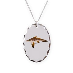 Longnosed Ratfish (Chimera) Necklace