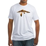 Longnosed Ratfish (Chimera) Fitted T-Shirt