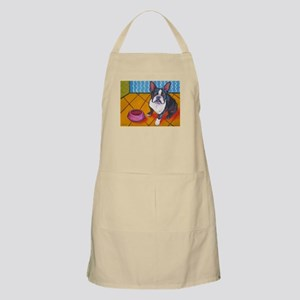 Time to Feed the Dog Apron