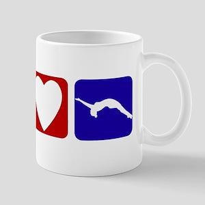 Peace Love Tumble Mug