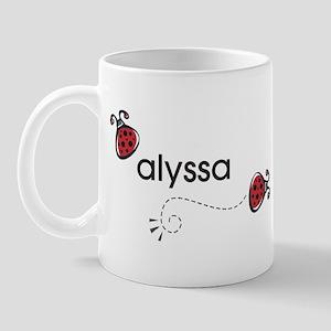 Alyssa Mug