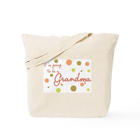 Going to be a Grandma Tote Bag