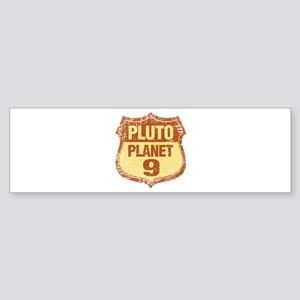 Pluto tshirts and gifts Bumper Sticker