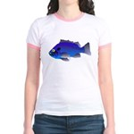 Blue Rockfish (Blue Perch) Scorpionfish fish Jr. R