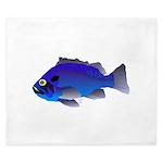 Blue Rockfish (Blue Perch) Scorpionfish fish King