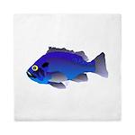 Blue Rockfish (Blue Perch) Scorpionfish fish Queen
