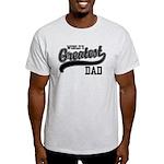 World's Greatest Dad Light T-Shirt