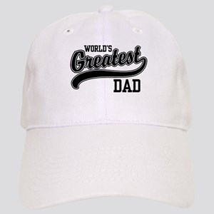 World's Greatest Dad Cap