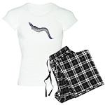 Conger Eel fish Women's Light Pajamas