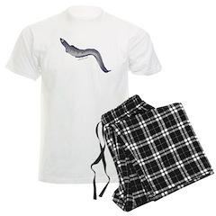 Conger Eel fish Pajamas