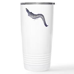 Conger Eel fish Stainless Steel Travel Mug