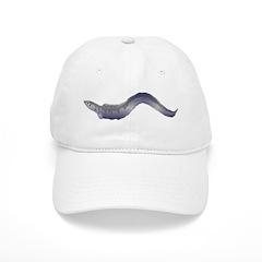 Conger Eel fish Baseball Cap