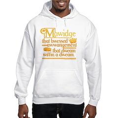 Princess Bride Mawidge Speech Hoodie