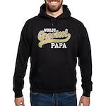 World's Greatest Papa Hoodie (dark)